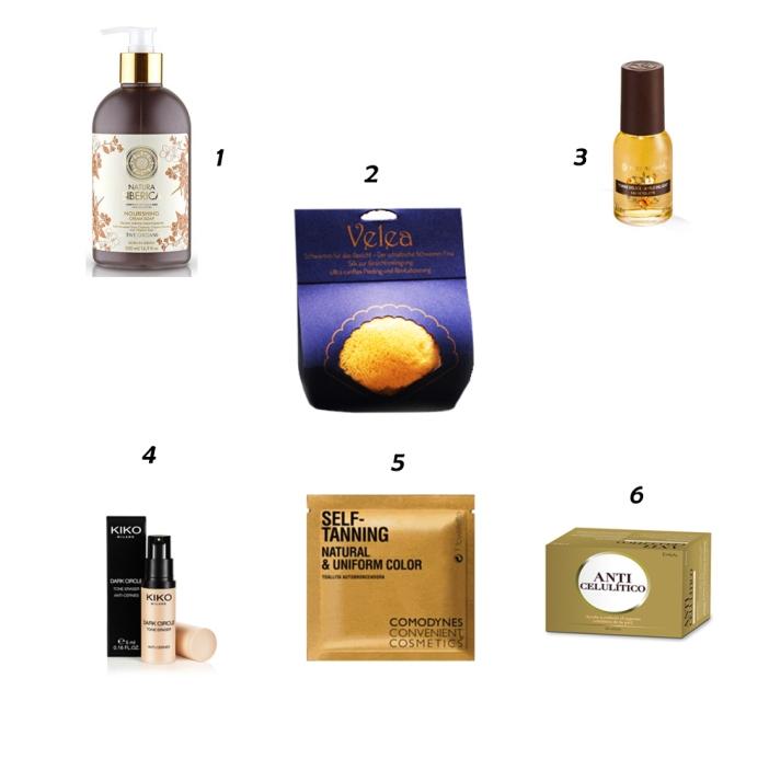 productos dorado