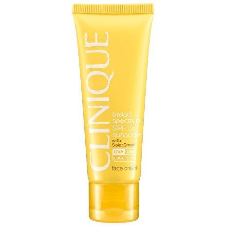 clinique spf 50